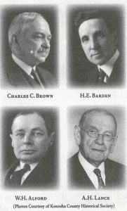 Foundation's Founders Photo
