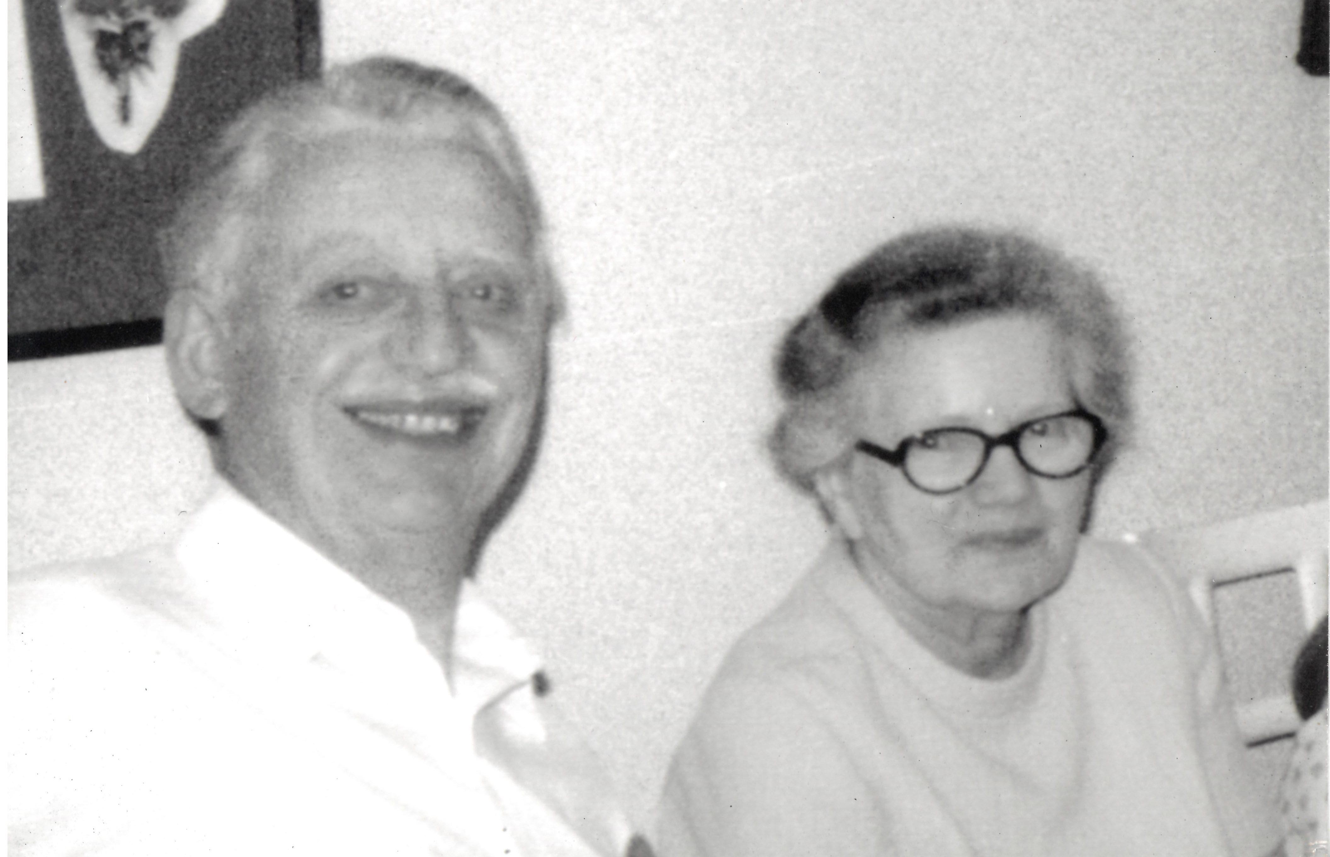 Photo of Herman and Virginia Gundlach